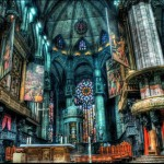duomo di milano altare maggiore