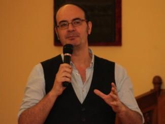 Luca Frigerio giornalista e scrittore